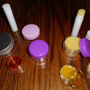 Verzorgend huidproducten